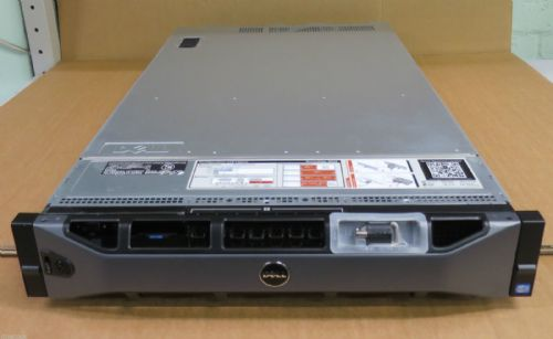 Dell PowerEdge R820 4x8-CORE XEON E5-4620 128GB RAM 2u Rack Mount Server 32 Core